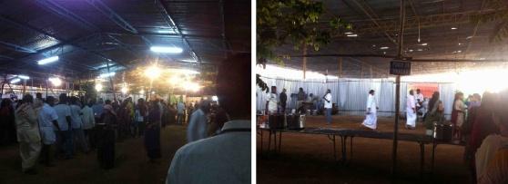Tiruppur dining hall